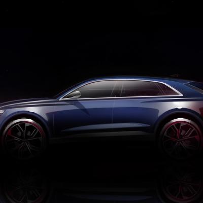 Q8, το κορυφαίο SUV της Audi
