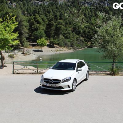 ΔΟΚΙΜΗ: Mercedes-Benz A 180 d AUTO