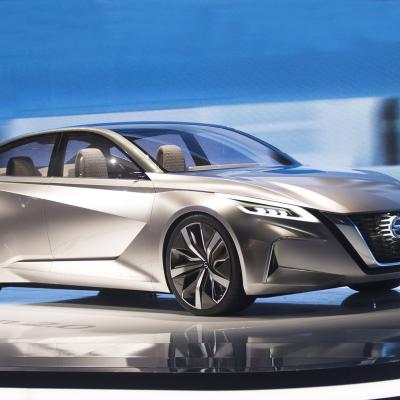 Αποκάλυψη για το Nissan Vmotion 2.0