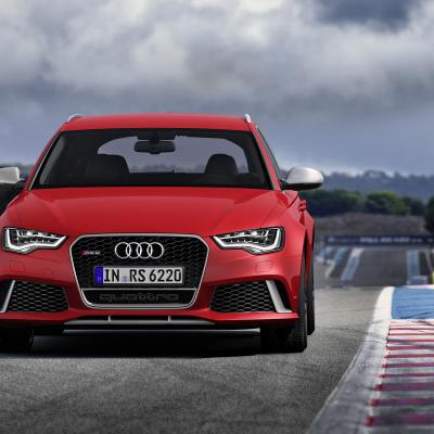 Νέο Audi RS 6 Avant