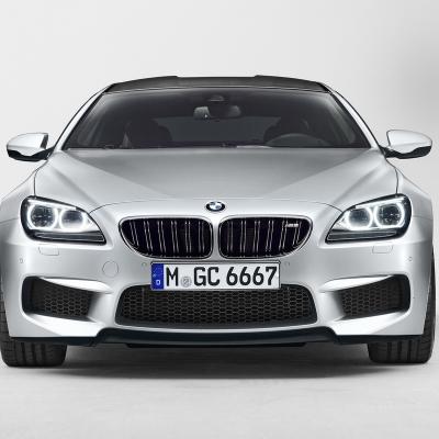 BMW M6 Grand Coupe: Πρώτες εικόνες