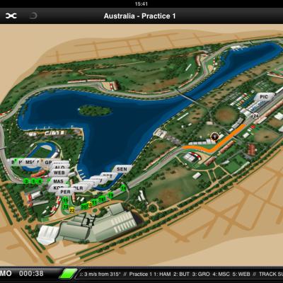 Formula 1 Apps