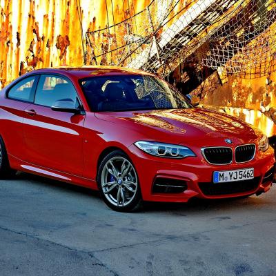 ΑΠΟΚΑΛΥΨΗ: BMW Σειρά 2 Coupe
