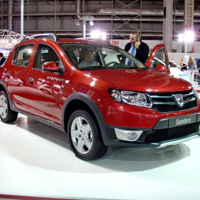 Νέα Dacia Sandero και Sandero Stepway