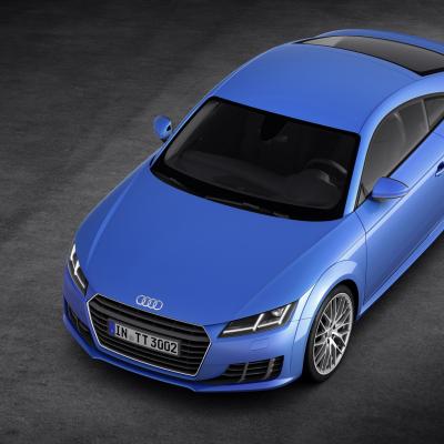 Το νέο Audi TT στη Γενεύη