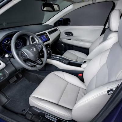 Ιδού το εσωτερικό του νέου Honda HR-V