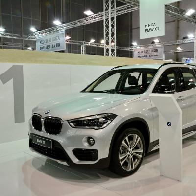 4 νέες BMW στην έκθεση ΑΥΤΟΚΙΝΗΣΗ 2015