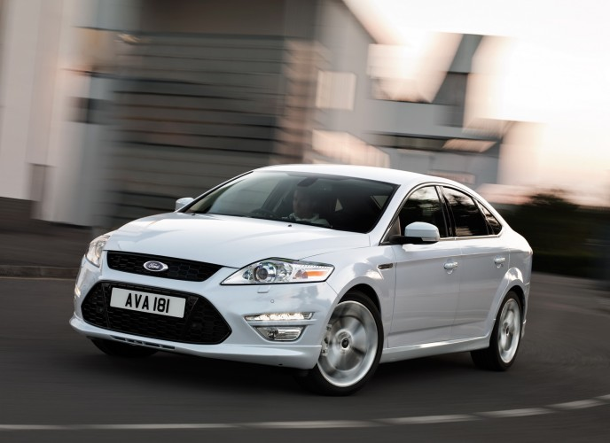 test ford mondeo ecoboost