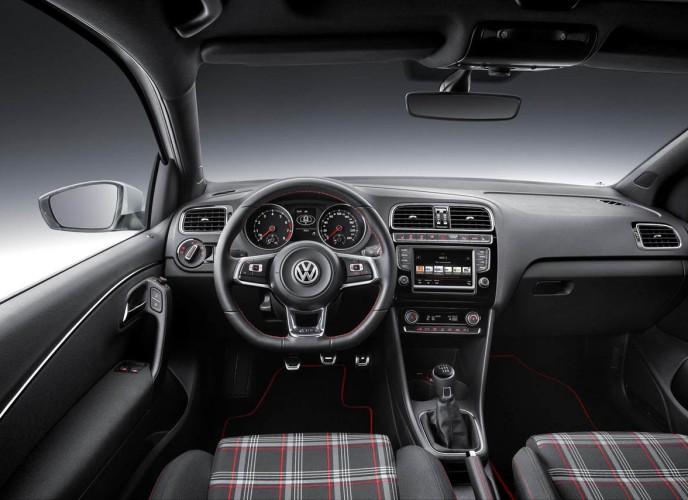 Volkswagen Polo GTI στο Παρίσι