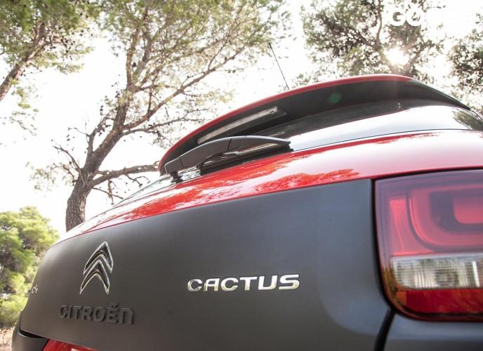 ΔΟΚΙΜΑΖΟΥΜΕ: Citroen C4 Cactus 1.6 HDi