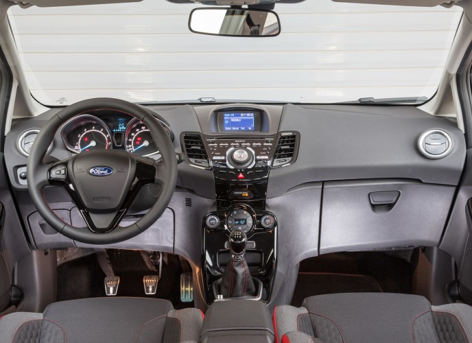 ΔΟΚΙΜΑΖΟΥΜΕ Ford Fiesta Black Edition 1.0 140 PS
