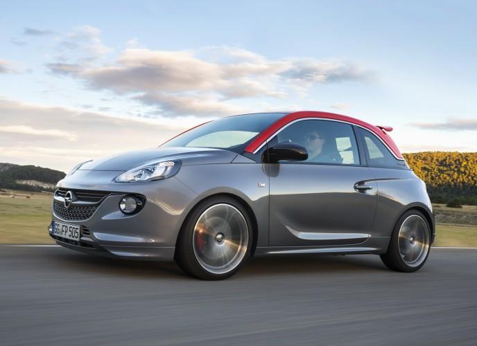 Νέο Opel Adam S με 150 ίππους