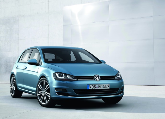 Νέο VW Golf 2013 Mk7
