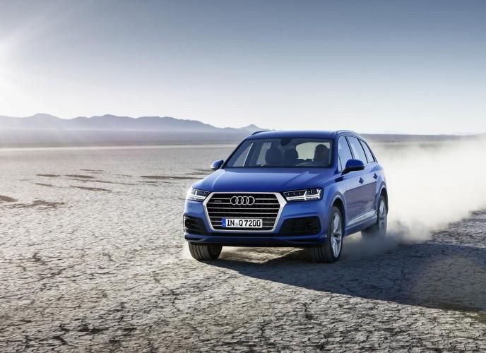 Νέο Audi Q7 έρχεται το 2015