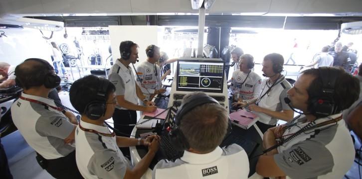 Αλλαγές στην McLaren