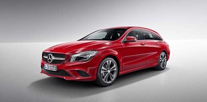 Mercedes-Benz CLA και CLA 45 AMG Shooting Brake