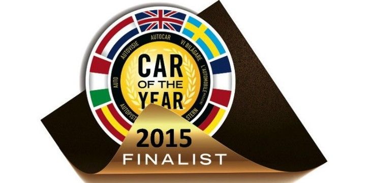 Car Of The Year 2015: οι 7 φιναλίστ
