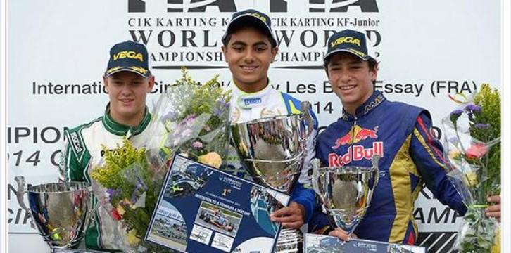 Ο γιος του Schumacher θέλει να γίνει πρωταθλητής