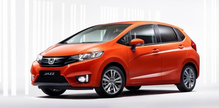 Νέο Honda Jazz με 1,3 lt i-VTEC κινητήρα