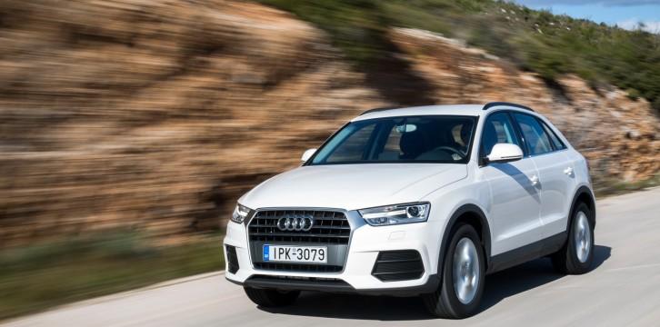 ΟΔΗΓΟΥΜΕ: Audi Q3 1.4 TFSI CoD S tronic