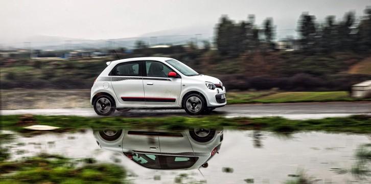 TEST: Renault Twingo 1.0 Sce 70 PS - Ανατροπή!