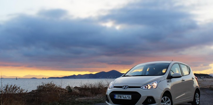 TEST: Hyundai i10 1.0 ECO