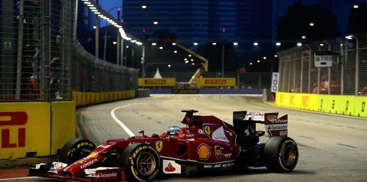 GP Σιγκαπούρης: Μάχη ανάμεσα σε Hamilton και Alonso