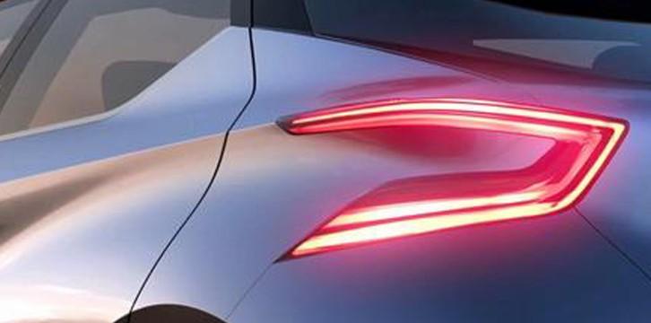 Teaser του Nissan Sway concept (VIDEO)