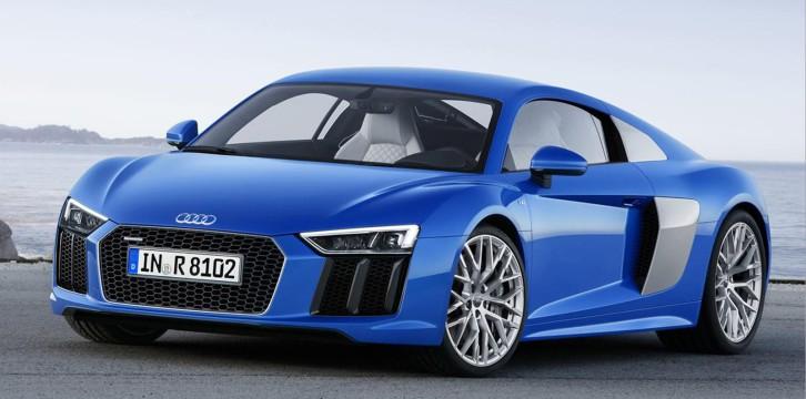 Επίσημα το νέο Audi R8