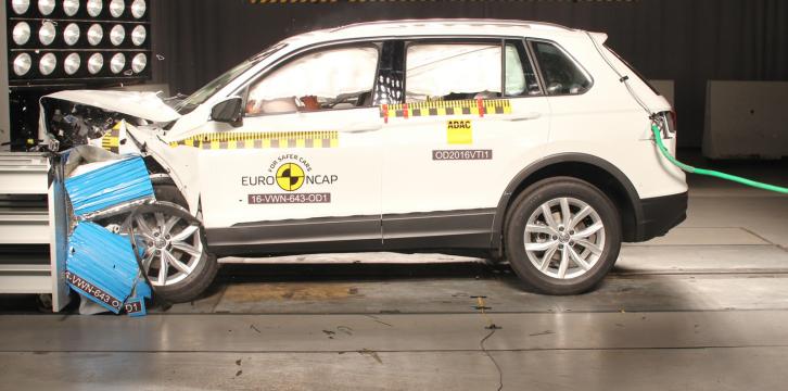 5άστερο το νέο Volkswagen Tiguan