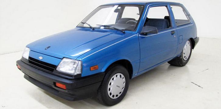 Chevrolet Sprint με V8 6,6 λίτρων 950 ίππων