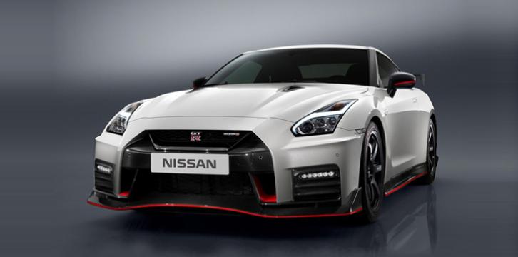 Το νέο Nissan 2017 GT-R Nismo «στον δρόμο»
