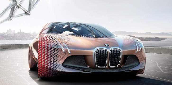 Η BMW του μέλλοντος θα είναι «4 σε 1»
