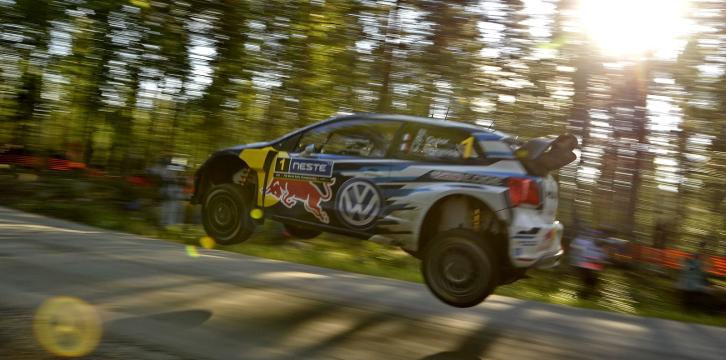 WRC: Ο Latvala κέρδισε τον Ogier στο Ράλλυ Φινλανδίας 2015