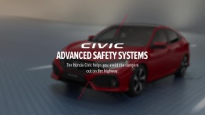 Honda Civic - Advanced Safety Systems