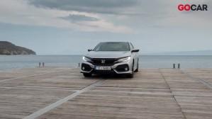 GOCAR TEST Honda Civic 1.5 VTEC Turbo