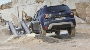 Dacia Duster test drive Greece