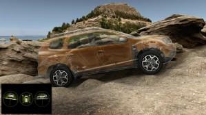 Dacia Duster 2018 4x4 Monitor