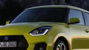 Suzuki SWIFT Sport 2018 clip