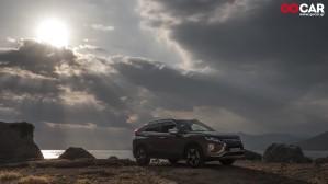 GOCAR TEST - Mitsubishi Eclipse Cross 1.5 MIVEC Turbo 2WD