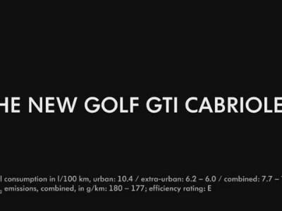 Volkswagen Golf GTI Race Face Box