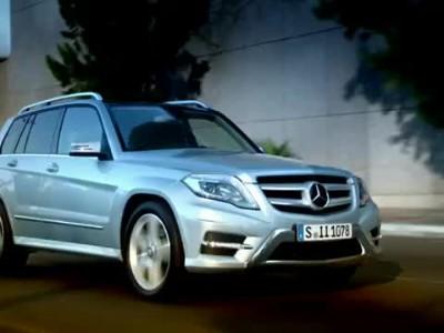 Mercedes-Benz TV: The new generation GLK