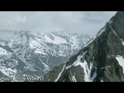 Renault Alpine A110-50 Concept Meets Original Alpine
