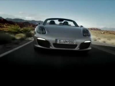Porsche Boxster: Freedom is at the wheel