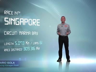 Pirelli Singapore Preview