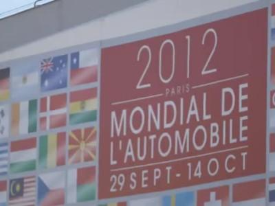Renault @ Mondial de l\'Automobile - Making of stand The Bump