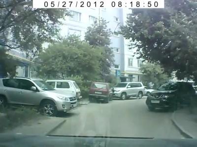 Χειρότερο παρκάρισμα από γυναίκα