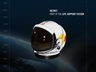 Red Bull Stratos: Animation 2