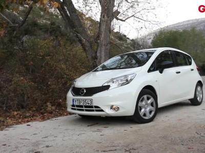 Nissan Note TEST DRIVE GOCAR 2013
