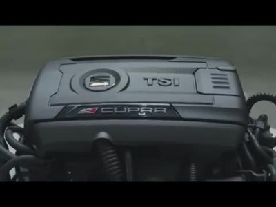 Seat Leon Cupra 280 Engine challenge 1